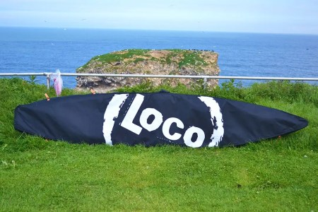 Loco Race Touring Paddle Board Bags