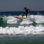 """7'10"""" Loco SUP Making Waves in Jersey"""