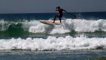 "7'10"" Loco SUP Making Waves in Jersey"