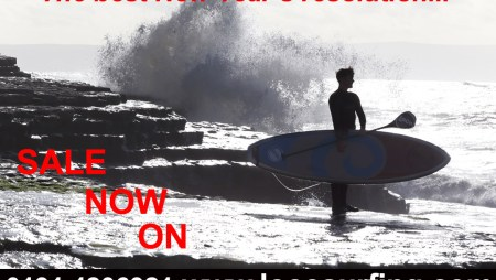 Loco January Paddleboard, Surfboard and Kiteboard Sale