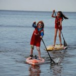 Loco Race Grom Aina Unander Comes Third at Swedish SUP Nationals