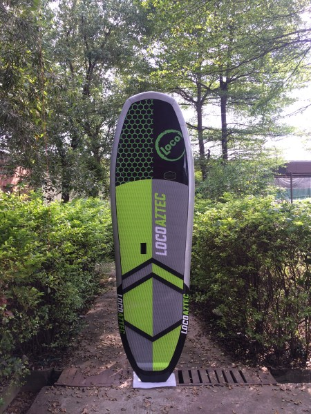 2018 Loco Aztec Stand Up Paddle Board with WindSUP and HydroFoil