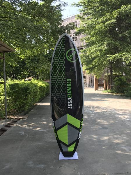 2018 Loco El Diablo Stand Up Paddle Board