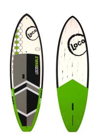 2020 Loco El Diablo Stand Up Paddle Board