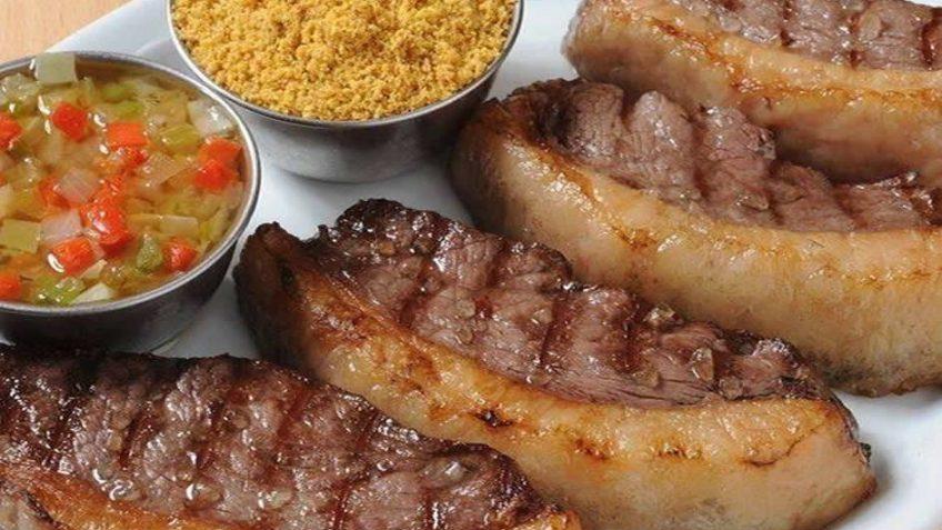 Carne En Salsa Con Huevo