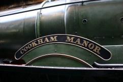 Didcot Railway Centre - 78xx 7808 Cookham Manor