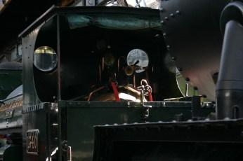 Didcot Railway Centre - 7808 Cookham Manor & 1340 Trojan