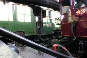 Didcot Railway Centre - 61xx 6106, 6959 6998 Burton Agnes Hall 93 Steam Railmotor