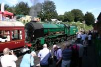 Watercress Railway - Ropley - 850 Lord Nelson