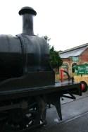 2012 - Isle of Wight Steam Railway - Havenstreet - Ex - LBSCR E1 class - 32110 (sandbox & splasher)