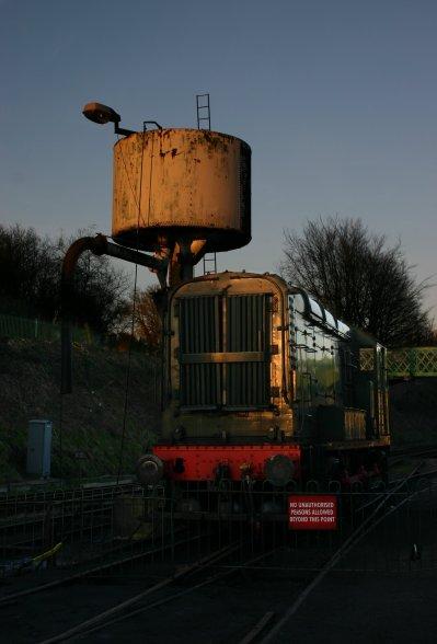 2013 - Watercress Line - Ropley - 12049