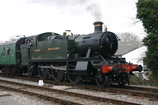 Watercress Great Spring Gala 2013 Locomotive Line