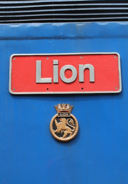 2013 - Watercress Line - Ropley - Class 50 - 50027 Lion