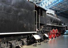 2013 National Railway Museum York - The Great Gathering - 1935 Chinese Government Railways 4-8-4 KF7 Class Vulcan Foundry