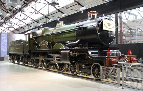 Doyen Of Successful Express Locomotive