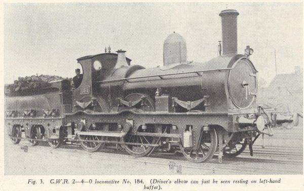 19th Century Gwr Locomotives Courtesy Of Nick Littlewood