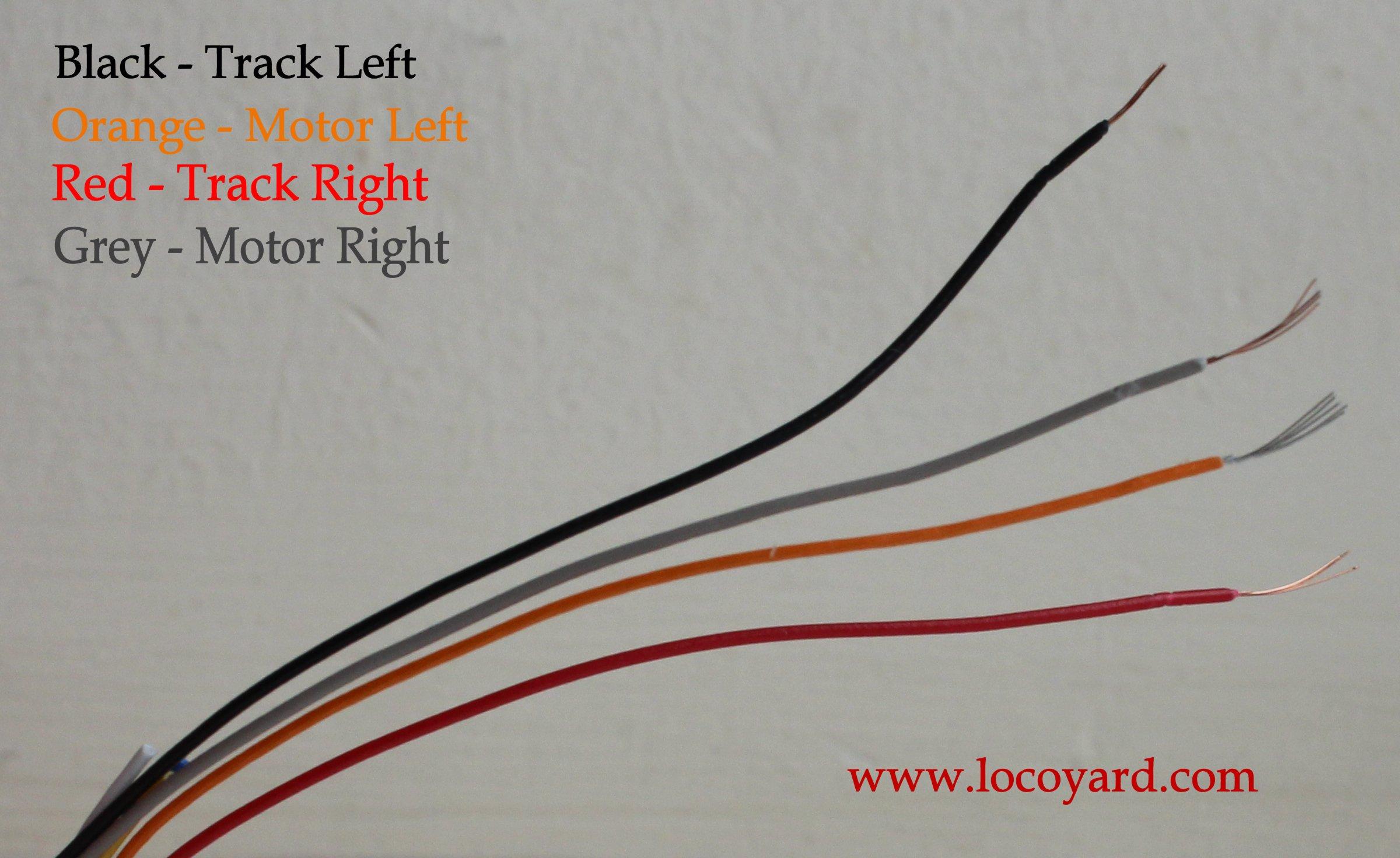 dcc wiring diagram kicker cvr 15 digital command control guides loco yard