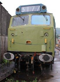 2014 South Devon Railway - Buckfastleigh - Class 50 D402