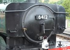 South Devon Railway Buckfastleigh July 2015 64xx 6412 (3)