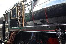 Ropley Watercress Line July 28th 2016 (03) BR Standard 4MT 2-6-0 76017