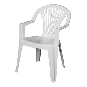 chaise-blanche
