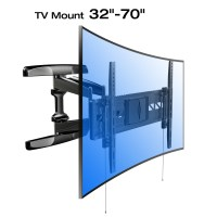 Curved TV Mounts | Loctek Ergonomic