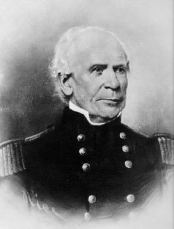 General Thomas Sidney Jesup. (Image: US Army Quartermaster Foundation