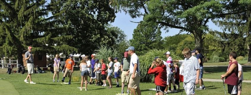 Junior Golf Camp Dayton, OH