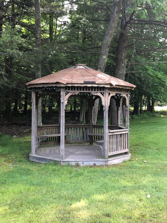 Pavilion at Pilgrim