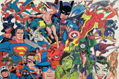 The History of Comics