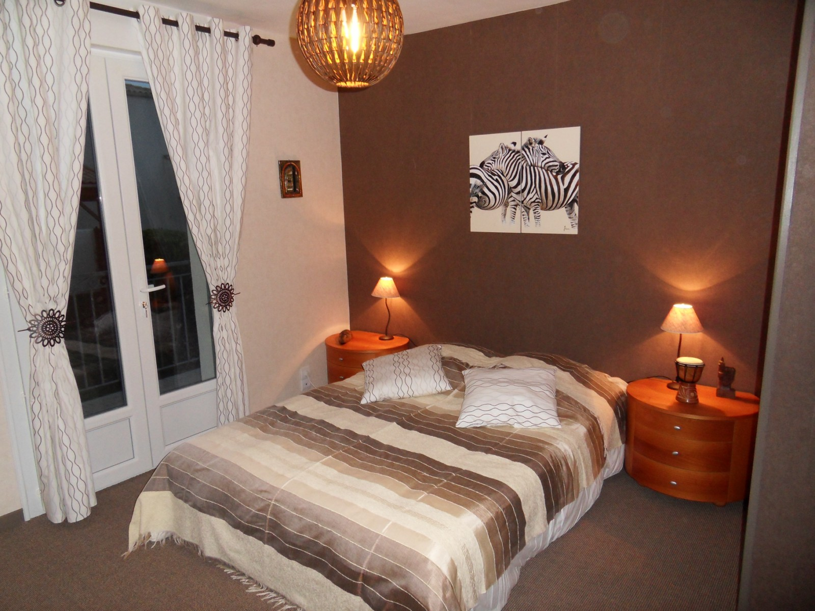 Chambre Style Africain | Pieds Dans L Eau New Horizons Hotels Resorts