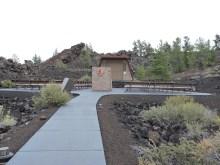 Wonderful amphitheater for ranger programs