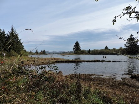 waterways around Fort Clatsop