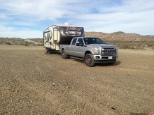 Stoddard Valley BLM, Barstow, CA