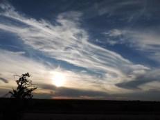 Wide open skies