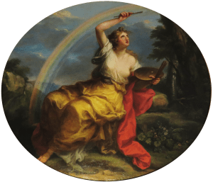 Angelica Kauffman: Colour