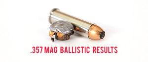 357 Magnum ammo for self-defense