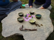 TLAW- Tea Setup- Forest Bathing- Amos Clifford Photo