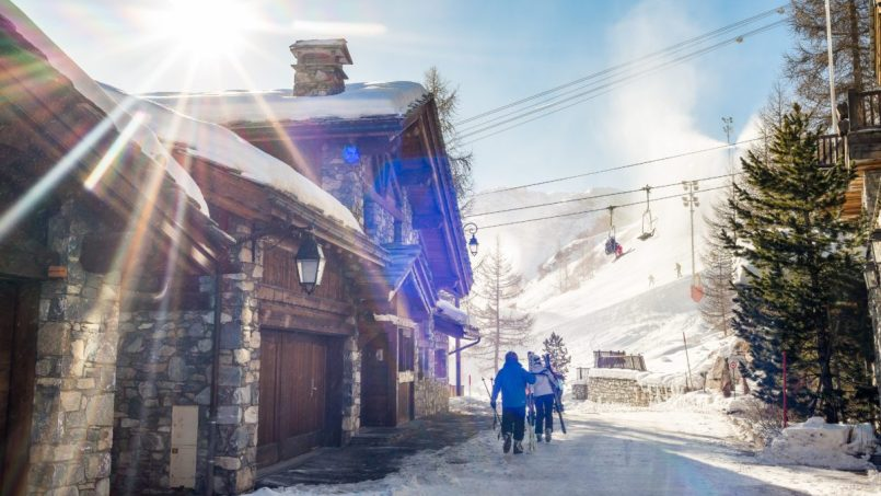 What to consider when booking a ski holiday with your family