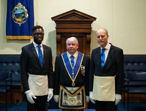 Entered Apprentices who asked How to be a Freemason
