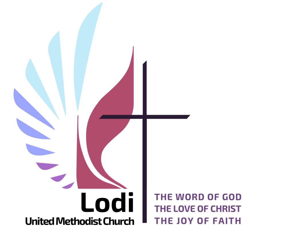Logo for Lodi United Methodist Church