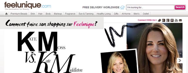 Comment faire son shopping sur Feelunique.com ?