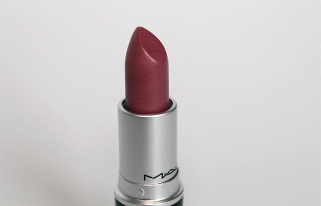 mac syrup lipstick  1