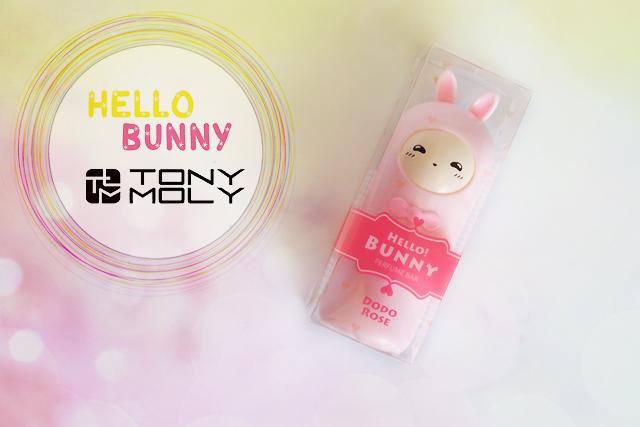 Hello Bunny, le parfum solide par Tony Moly !