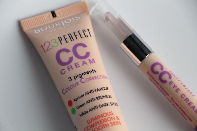 cc cream bourjois new