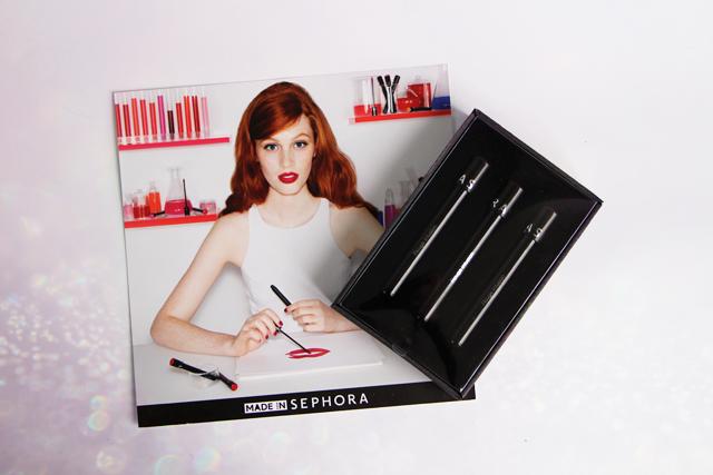 Le Rouge infusion de Sephora pour faire le plein de couleurs!