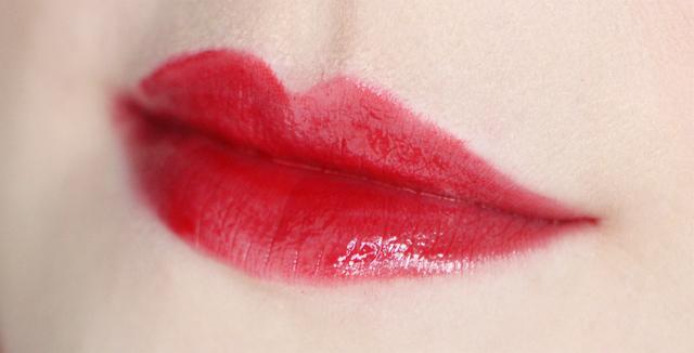 laura mercier mini lip glace poppy