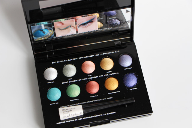 rainbow eyes front cover kit