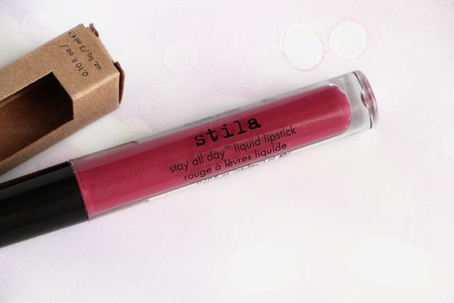 stila liquid lipstick ariia