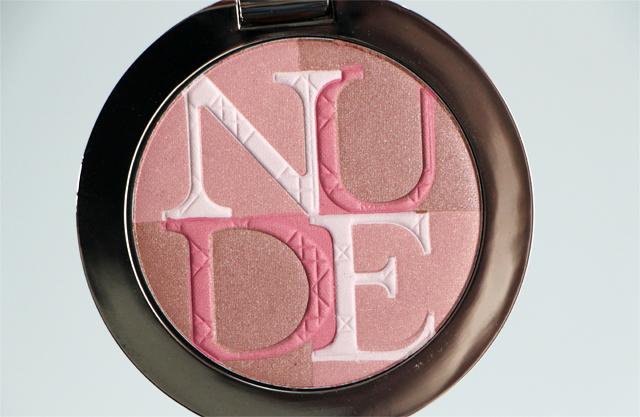 dior nude shimmer pink 1